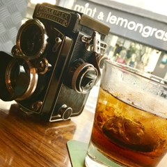 Cuba Libre with Rolleifrex