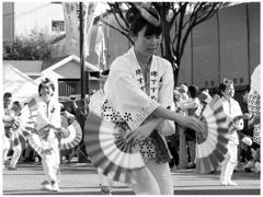 堺のスズメ-堺パレードより