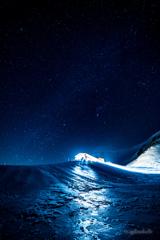 氷の惑星・・・