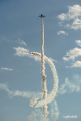 CorkScrew・・・岐阜基地航空祭予行