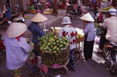 Fruit Seller 01