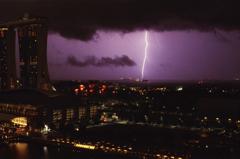 Lightning on 170916 05