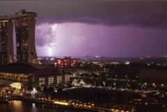 Lightning on 170916 09