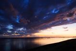 海上夕雲 Ⅳ