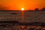 日本海の夕陽 Ⅳ