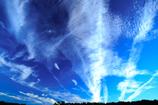 変容する巻雲