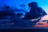 海上夕雲 Ⅰ