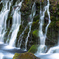 三月の元滝 岩走る垂水4