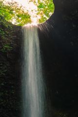 銚子の滝 落ち口