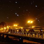 FUJIFILM FinePix S5Proで撮影した(雪舞う旭橋)の写真(画像)