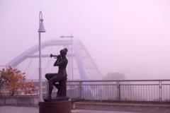 霧の目覚め