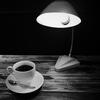珈琲と灯り