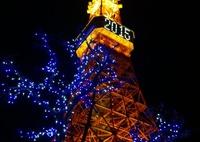 恋しくなる東京タワー