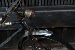 湯浅町めぐり⑧~オブジェ化した自転車