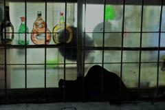 尾道 街歩き 6 裏窓のアート