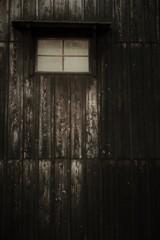 湯浅町めぐり②~たぶん醬油蔵の、窓