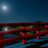 弘前公園の夜