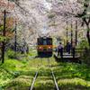 津軽鉄道・春の思い出