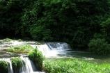 涼を求めて@宮島峡 三の滝