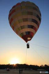 気球が飛んだ日