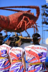 伊勢エビ祭り in 浜島