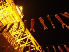 東京タワーGW限定