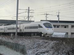 佐賀県基山町の積雪 ⑧