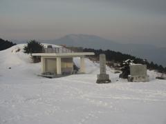雪の積もった福岡県内⑦