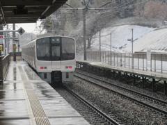 佐賀県基山町の積雪 ⑤