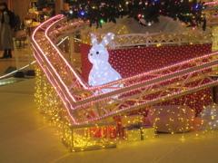 シーモール下関のクリスマスツリー②