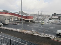 佐賀県基山町の積雪 ⑨