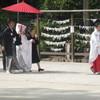 箱崎宮の結婚式
