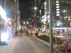 福岡中州の夜 ②