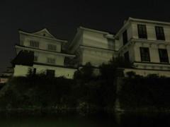 夜の小倉城 ①