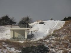 佐賀県基山町の積雪 ④