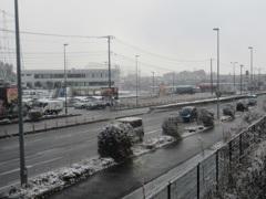 佐賀県基山町の積雪 ⑩