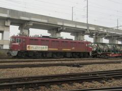 ED76-1021貨物の通過