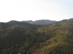 篠栗町の山々①