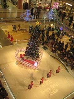 シーモール下関のクリスマス③