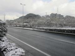佐賀県基山町の積雪 ⑥
