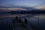 春宵西の湖
