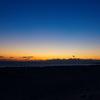 辻堂海岸の夕焼け