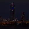 かもめフェリーターミナルからの夜景