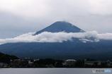 襟巻き富士山^^