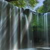 水のカーテン