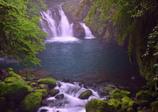 菊池渓谷~いつもの滝