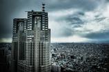 Ominous sky