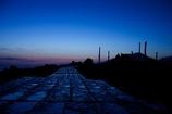 夜明け前の車山山頂