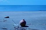 誰も居ない海・・・・