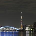 ウォーターフロント(夜景)
